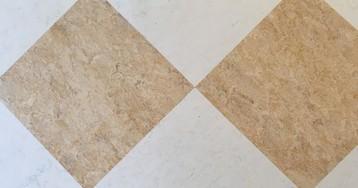 Our New Linoleum Floor