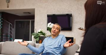 Владимир Кальцев о Буряке, своем сыне, торговом центре и усах - первое интервью за 6 лет