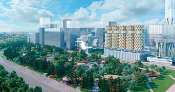 Пруд, пергола и конвейер: каким будет новый городской парк на ЗИЛе