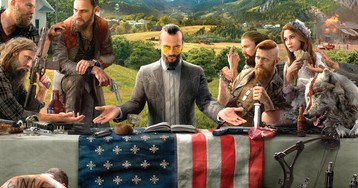 'Far Cry 5' limited edition includes new art and vinyl soundtrack