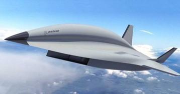 Boeing's SR-71 Blackbird replacement travels faster than Mach 5