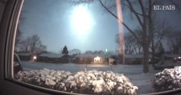 Queda de meteorito ilumina céu de Detroit e causa pequeno terremoto
