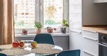 Планировка маленькой кухни в хрущевке: 3 варианта от профи