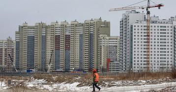 Застройщики Москвы заработали на продаже квартир более 550 млрд ₽ за год