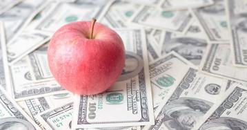 Empregados da Apple receberão bônus de US$2.500 em ações após mudança na lei de impostos americana