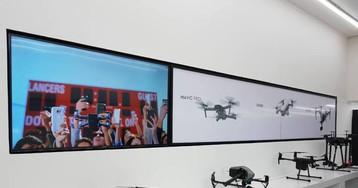 DJI lança primeira loja no Brasil com sorteio de drones