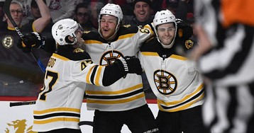 Bruce Cassidy Lauds Bruins' Resilience After Slow First Period Vs. Canadiens
