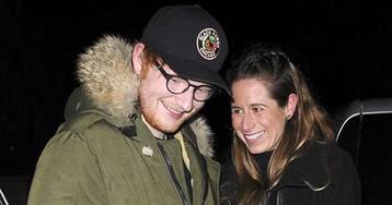 Ed Sheeran está noivo de Cherry Seaborn