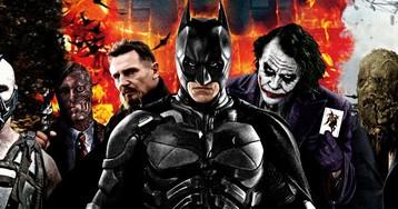 Ator da trilogia Batman: O Cavaleiro das Trevas quer fazer parte dos filmes da Marvel