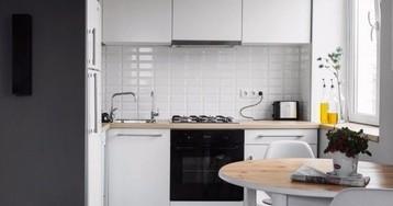 Планировка кухни в старой пятиэтажке: 3 примера + советы
