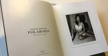 Unseen Photos of Emily Ratajkowski Fill New NSFW Book