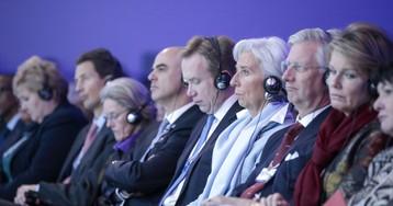 Trump Ties Palestinian Aid Money to Peace Deal: Davos Update