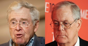 Koch Network Plans to Spend $400 Million in U.S. Midterm Cycle