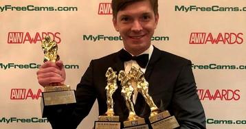Знай наших! Петербуржец завоевал четыре «Порно-Оскара»