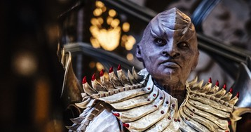 On Star Trek: Discovery, L'Rell paves the way for female Klingons in the franchise
