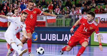 Кубик огорчил сборную России на старте Евро-2018