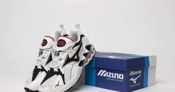 Mizuno Is Looking to Dominate 2018 With New Creative Collective Kazoku