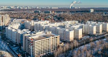 Названы крупнейшие застройщики жилой и коммерческой недвижимости в Москве