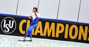 Юсков и другие конькобежцы РФ, оставшиеся без допуска на ОИ, вернулись из Японии в Россию