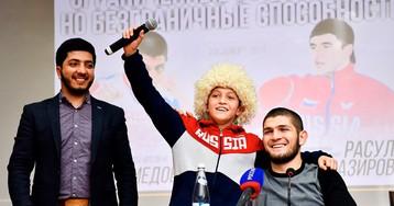 Нурмагомедов: никому не нужны тупые спортсмены. Учитесь, ребята