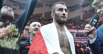 Гассиев нокаутировал Дортикоса в полуфинале Всемирной Суперсерии: онлайн-трансляция