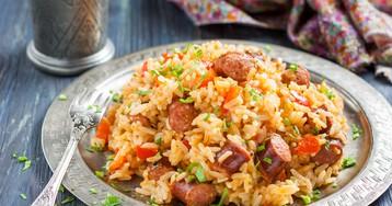 Джамбалайя или рис по-креольски