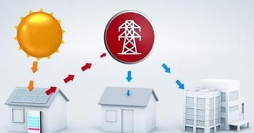 Australia Virtual Power Plant is a grid of Tesla solar homes