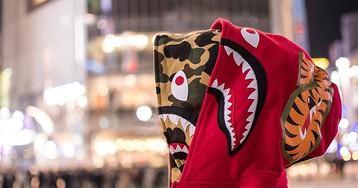 Teenager Brings Machete to Meetup, Attacks Seller & Steals BAPE Shark Hoodie