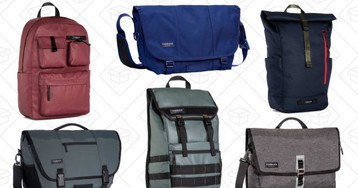 Upgraded Commuting Gear Starts at Just $55 With This Timbuk2 Sale