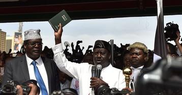 Kenya Charges Opposition Figure as Protests Erupt After Arrests