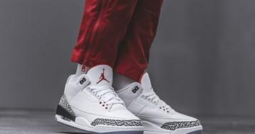 "A Closer Look at the Nike Air Jordan 3 ""Dunk Contest"""