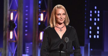 Uma Thurman Details Allegations Against Harvey Weinstein; Quentin Tarantino Responds