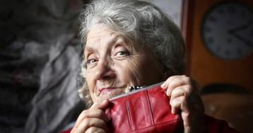 Бабуля-скандалистка инедостающие 13рублей