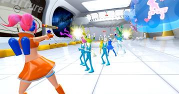 Space Channel 5 VR: Arakata Dancing Show será lançado digitalmente em 2018