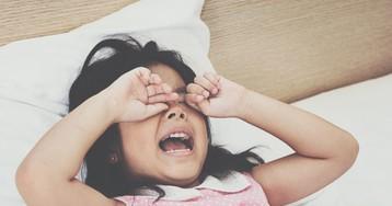 Непредсказуемые детские страхи