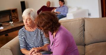 Боимся сообщить пожилым родителям оразводе