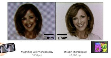 Emagin OLED microdisplay tech receives investment from Apple, LG, Valve [Update]