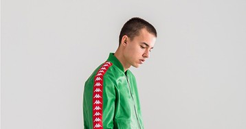 Danilo Paura Joins Forces With Kappa for Logo-Centric Capsule