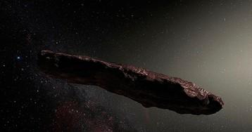 Раскрыто загадочное прошлое пролетевшего мимо Земли «корабля пришельцев»