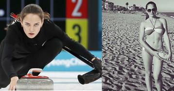 «Да она выглядит как модель!»: российская керлингистка Анастасия Брызгалова сводит с ума западных фанатов