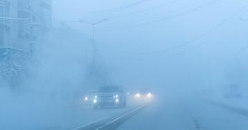 Якутск: как ведёт себя техника и люди в лютый холод