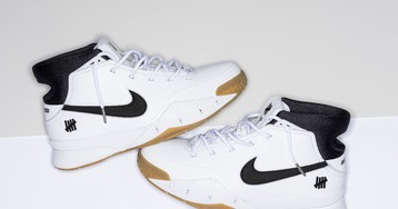"Here's How to Buy UNDEFEATED's Nike Zoom Kobe 1 Protro ""White/Gum"""