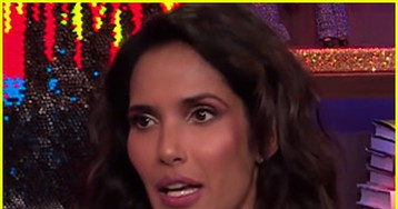 Padma Lakshmi Opens Up About 'Top Chef' Contestant's Rare Cancer Diagnosis - Watch