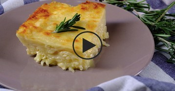 Видео-рецепт: Домашняя ачма