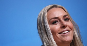 Lindsey Vonn Fires Back at Trump-Supporting Twitter Trolls Gloating After She Fails to Medal