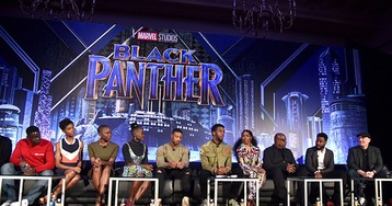 Marvel Commissioned a Kenyan Photographer for Exclusive 'Black Panther' Artwork