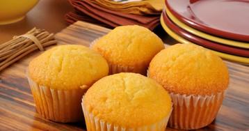 Вкуснейшие кексы с варёной сгущёнкой
