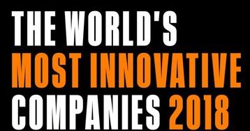 Apple assume a liderança no ranking da Fast Company com as empresas mais inovadoras do mundo
