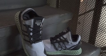 Here's How to Buy Y-3's New Futurecraft-Equipped Runner 4D