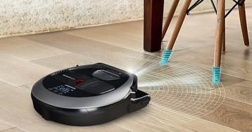Тест и обзор Samsung Powerbot VR7000: бюджетный робот-пылесос с камерой